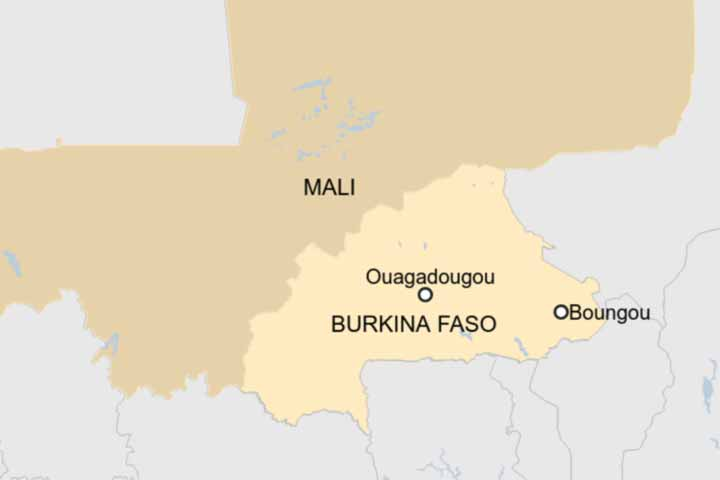 37 killed in gun attack on Canadian company car in Burkina Faso