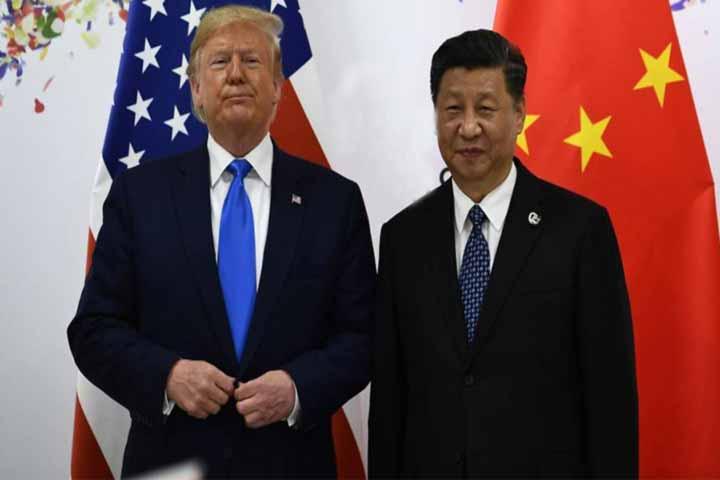 চীন, যুক্তরাষ্ট্র