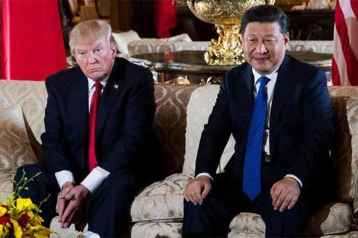 চীন, যুক্তরাষ্ট্র,