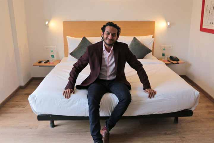 India's 25-year-old hotel billionaire eyes a US expansion