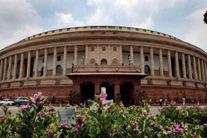bjp-congress duel over rahul gandhi remark in parliament