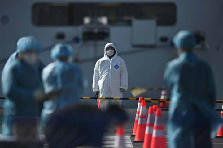 World must prepare for pandemic says WHO