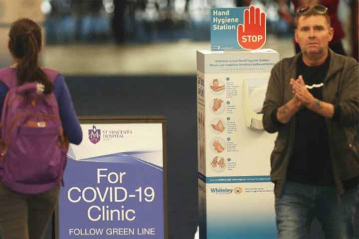 Australia declares emergency to fight coronavirus, rtvonline