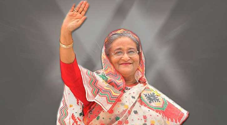Today is Sheikh Hasina's Homecoming Day
