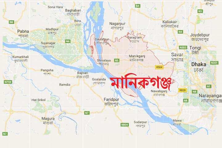 One person died of corona symptoms in Manikganj