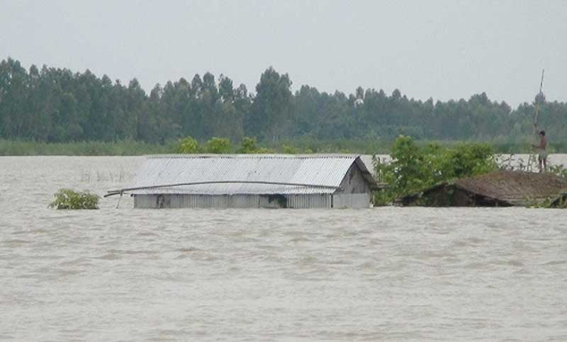 Fear of deteriorating flood situation in 5 districts