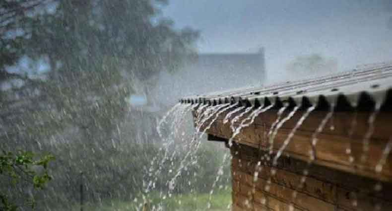 It may rain in 16 parts of the country today, warning number 1