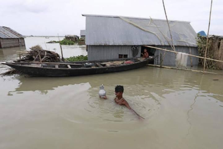 bangladesh floods claim 54 lives affect 2.4 million people says UN