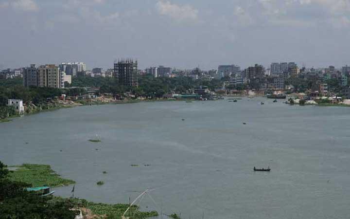 Dhaka, flood,