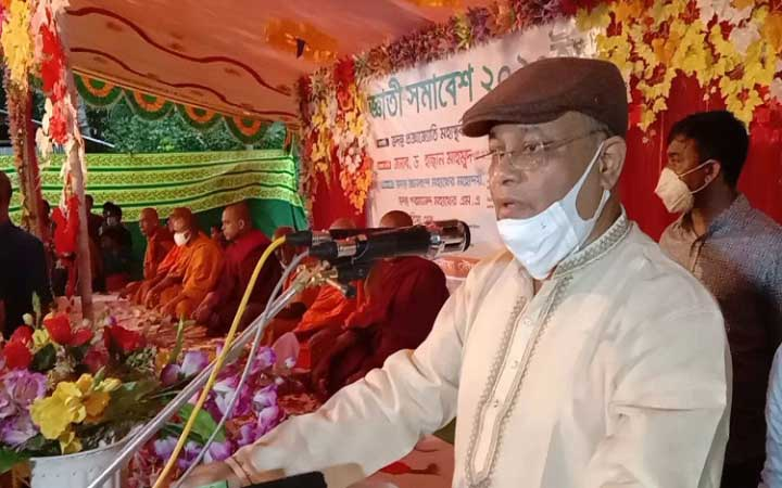 Information Minister. Hasan Mahmud