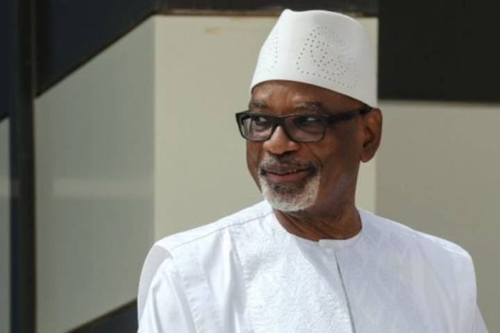 Mali's president resigns and dissolves parliament