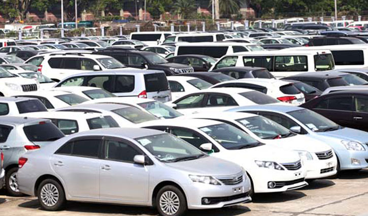 The government is thinking of stopping the import of reconditioned cars