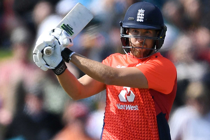 Hobart Hurricane will play the number one batsman in T20