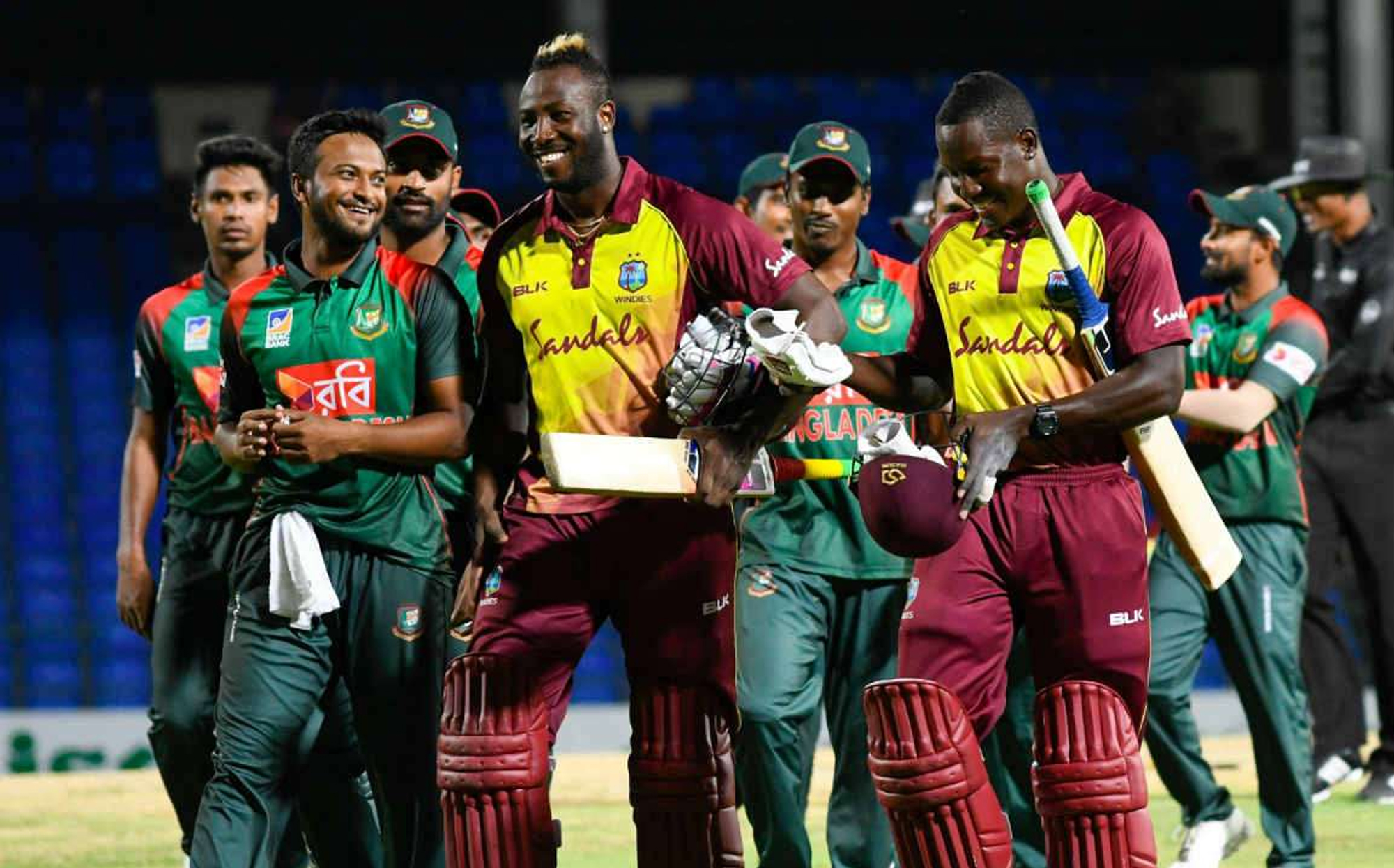 Two venues in BCB's thinking for the Windies series