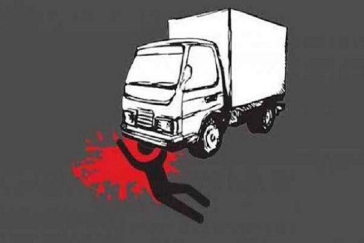 1 killed in Gulshan covered van crash