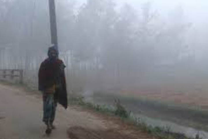 Mild cold spell in four parts of the country, there will be three more days
