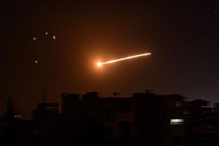 23 killed Israeli air raids in Syria