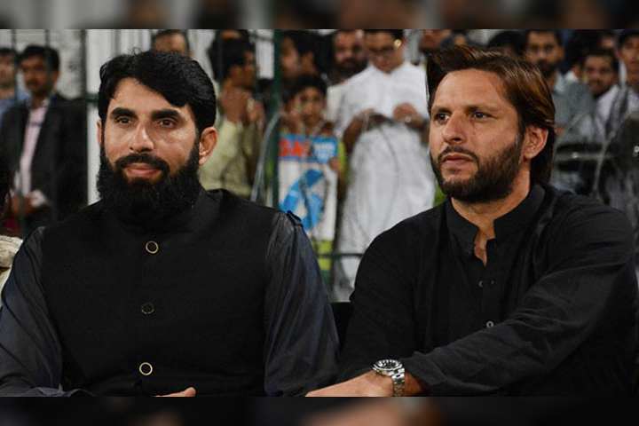 misbah, Head coach Misbah-ul-Haq has decided to resign from the post of Pakistan's chief selector, Geo News reported on Wednesday citing unnamed sources. AFRIDI, RTV ONLINE