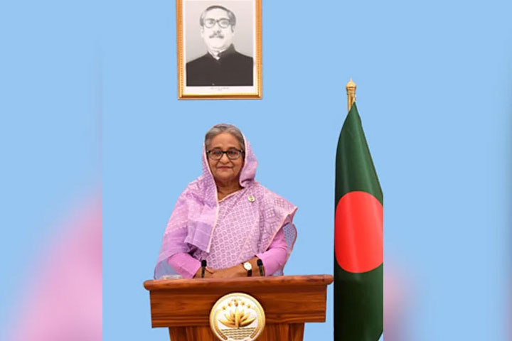 Bangladesh, emerges,global leader, local, adaptation, PM