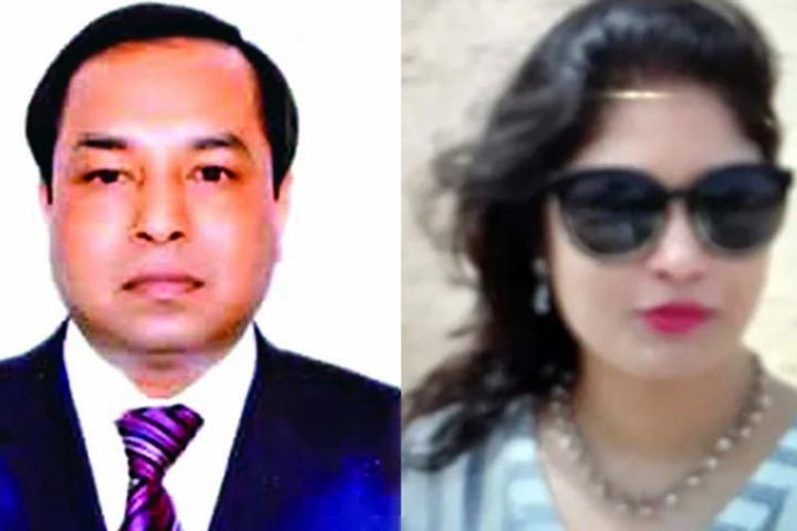 PK Haldar's girlfriend Avantika jailed after remand