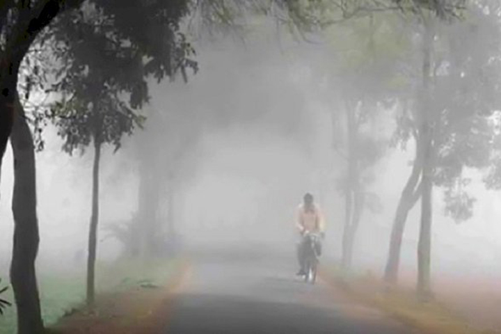 Humidity is expected to decrease as the temperature decreases