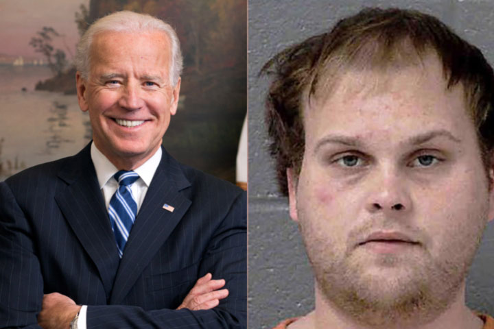 North Carolina man charged with threatening to kill President Biden