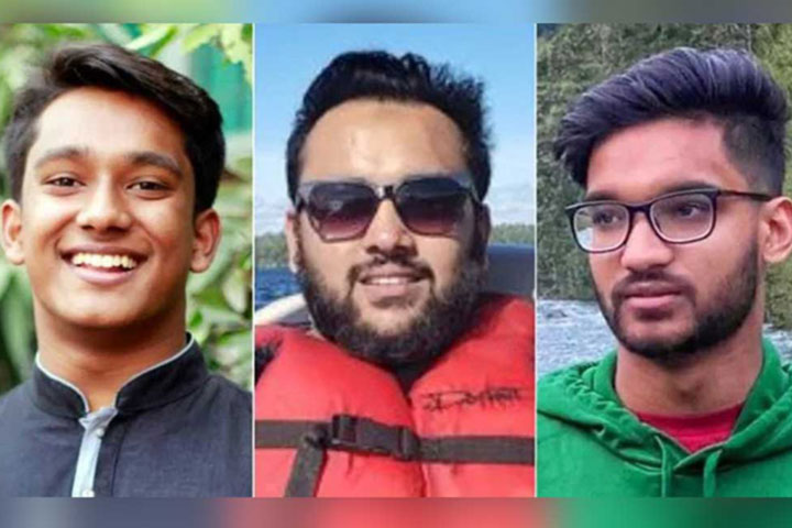 Three Bangladeshis killed in road accident in Canada