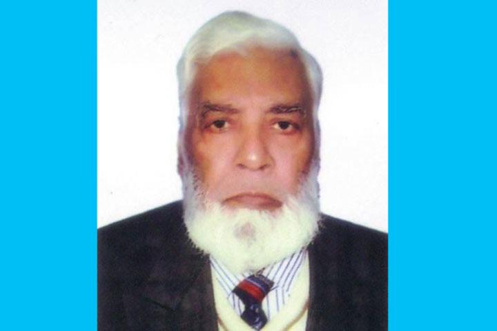Former news controller of Betar Farid Ahmad Chowdhury died