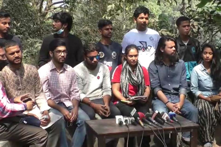 24 hour ultimatum for JU students