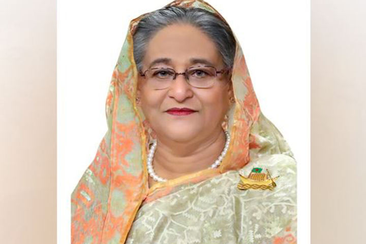 Sheikh Hasina is one of the top three women leaders in the Commonwealth