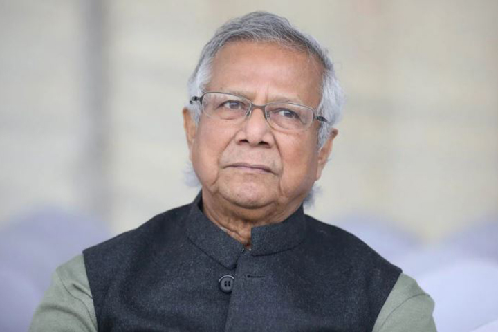 Dr. apologized unconditionally in court. Muhammad Yunus