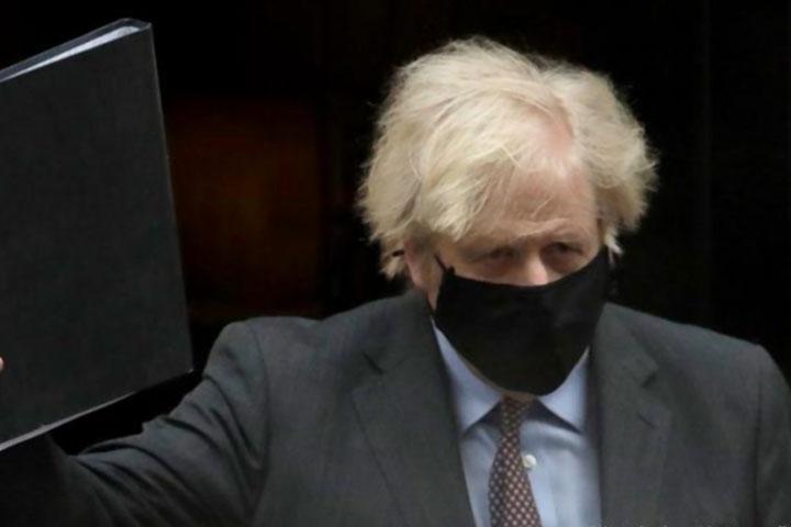 Boris jhonson will visit india last of April