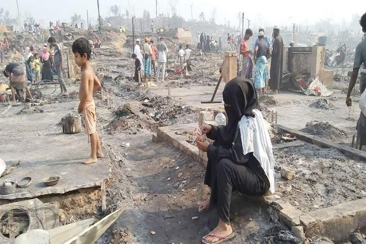 Australia is giving 10 million dollars to Rohingyas