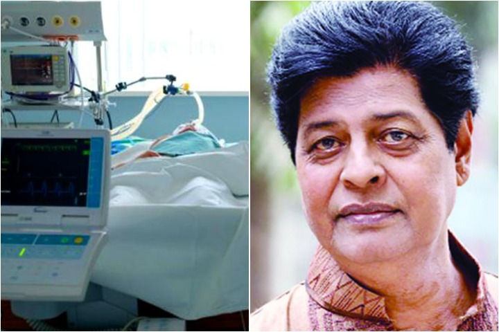 Nayak Farooq in Life Support in Singapore