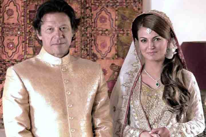 The less he speaks the better it will be for all- Pakistani PM Imran Khan's second wife, RTV