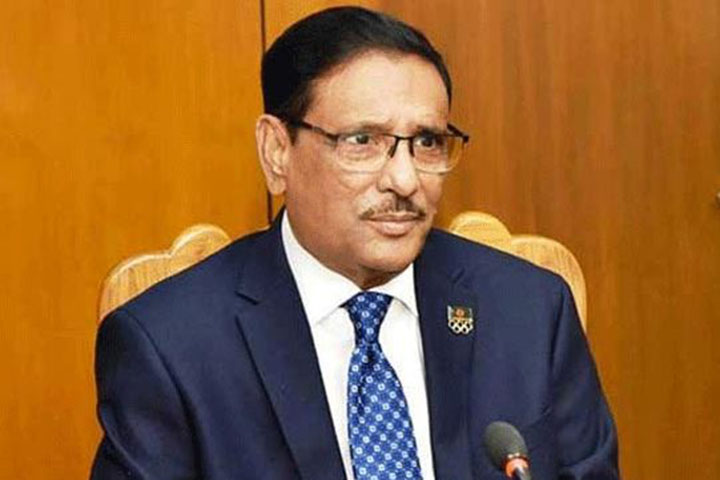 Infrastructure construction will be free from lockdown: Quader