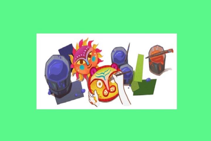 বাংলা নববর্ষের শুভেচ্ছায় গুগলের ডুডল
