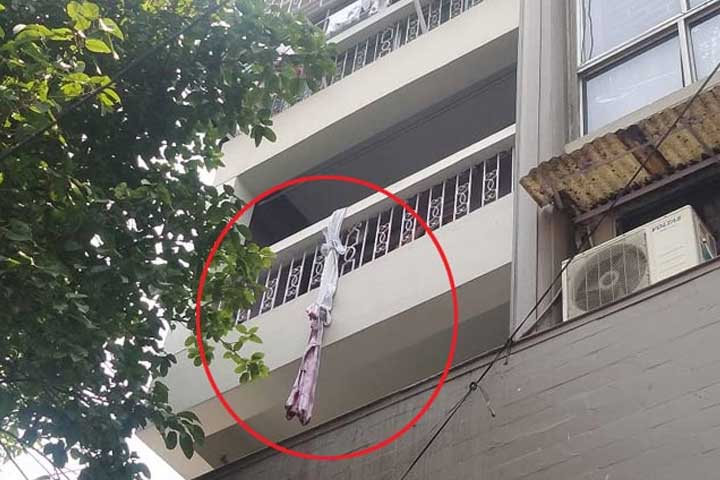 3 members of family Covid-19 Positive in Kolkata, Elderly man dies while trying to escape
