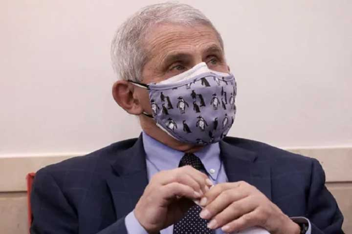 Covaxin Found To Neutralise Indian 617 Variant says US Adviser Dr. Fauci