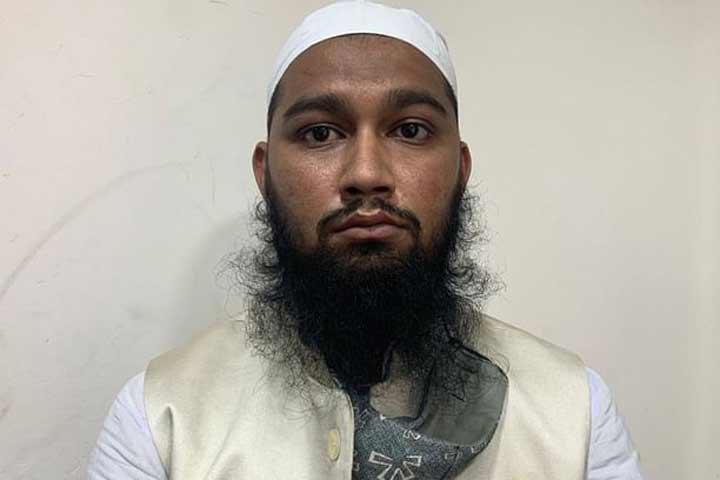 Hefazat leader Mufti Faisal Habibi in remand