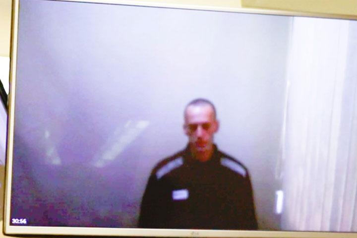 I'm a horrible skeleton- Navalny in court after hunger strike