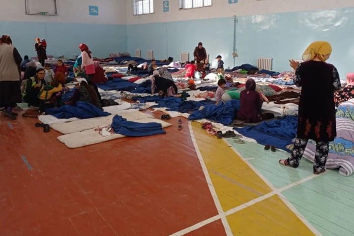 Kyrgyzstan says 31 killed in clashes at Tajikistan border