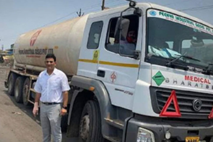 Meet Pyare Khan, man who spent Rs 85 lakh for procuring 400 mt of oxygen for COVID-19 hospitals