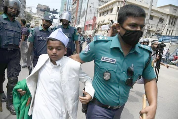 This time DB remanded 'Shishu Bakta' Madani