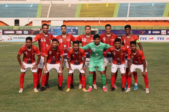 The Football Association of Maldives, AFC Cup (South) Group D, Bashundhara Kings, rtv online