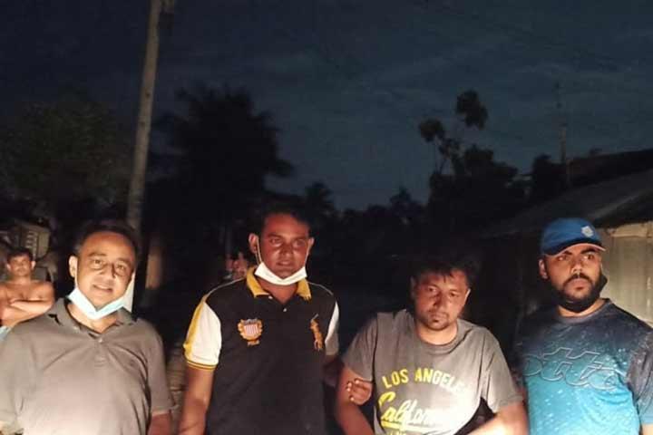 সাভারের ব্যবসায়ীকে পুড়িয়ে হত্যা: রহস্য উদঘাটন করলো সিআইডি