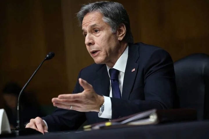 Blinken anticipates hundreds of sanctions on Iran to remain in place