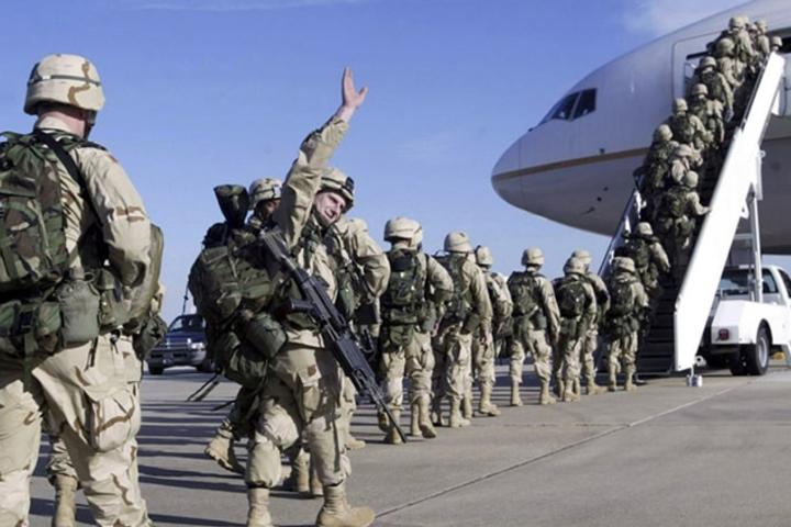 আফগানিস্তান থেকে মার্কিন সেনাদের ইয়েমেনে হস্তান্তর
