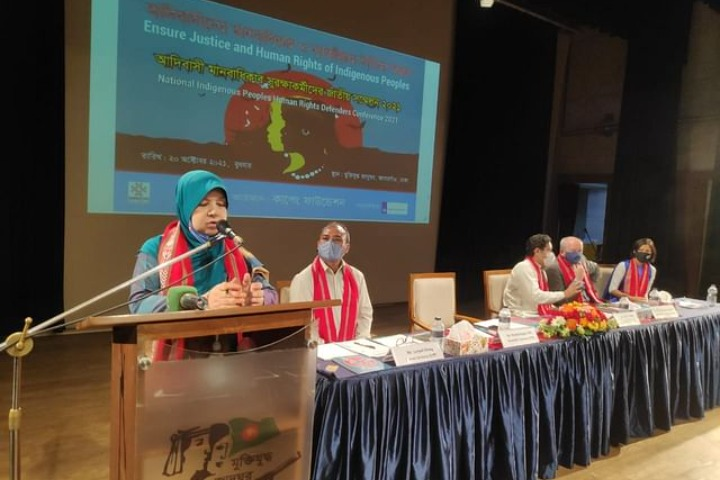 Those who carry out communal attacks are the enemies of humanity: Nasima Begum