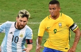 FIFA The Best, Messi, Ronaldo, Short-list